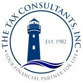The Tax Consultants, Inc. Emblem